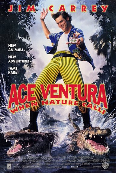 Ace Ventura: When Nature Calls © Warner Bros.. All Rights Reserved.