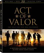 Act of Valor Blu-ray Review