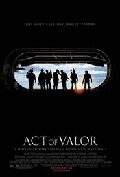 Act of Valor Theatrical Review