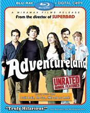 Adventureland Blu-ray Review
