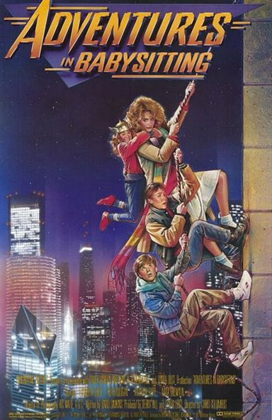 Adventures in Babysitting © Touchstone Pictures. All Rights Reserved.
