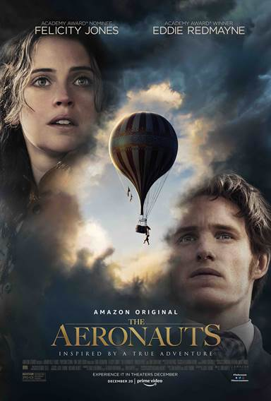 The Aeronauts Theatrical Review