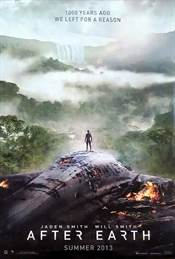 After Earth Theatrical Review