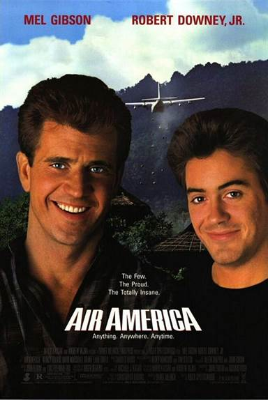 Air America © TriStar Pictures. All Rights Reserved.