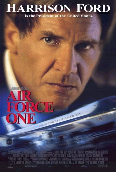 Air Force One © Columbia Pictures. All Rights Reserved.