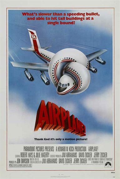Airplane! © Warner Bros.. All Rights Reserved.