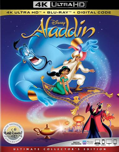 Aladdin 4K Ultra HD Review