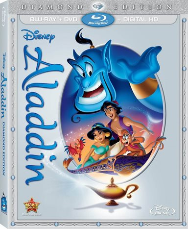 Aladdin Blu-ray Review