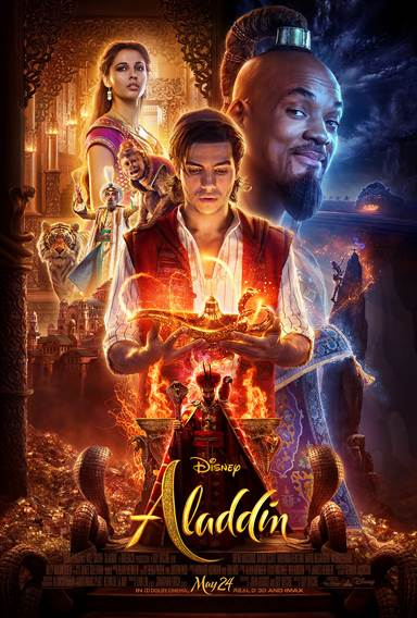 Aladdin Theatrical Review