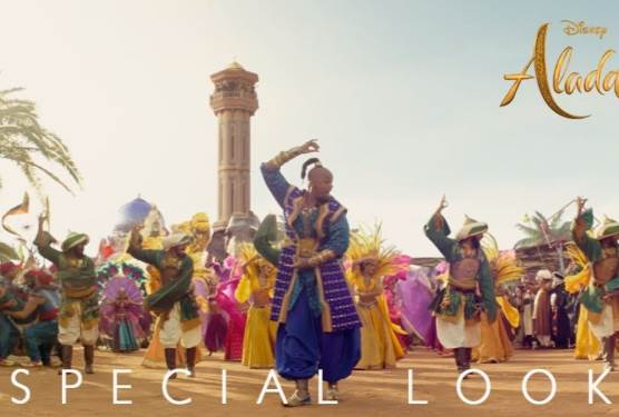 World of Aladdin Special Look