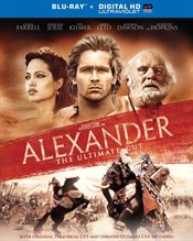 Alexander Blu-ray Review