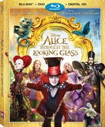 Alice Through the Looking Glass Blu-ray Review