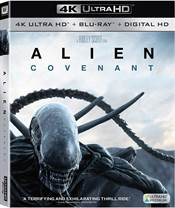 Alien: Covenant 4K Ultra HD Review