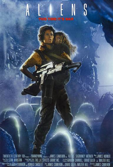 Aliens © 20th Century Fox. All Rights Reserved.