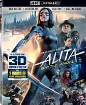Alita: Battle Angel 4K Ultra HD Review