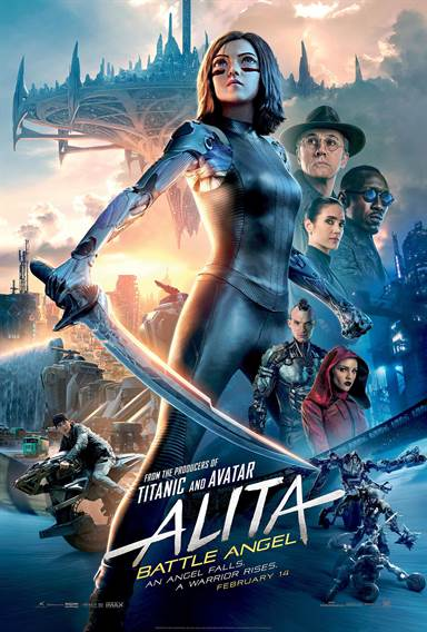 Alita: Battle Angel © 20th Century Fox. All Rights Reserved.