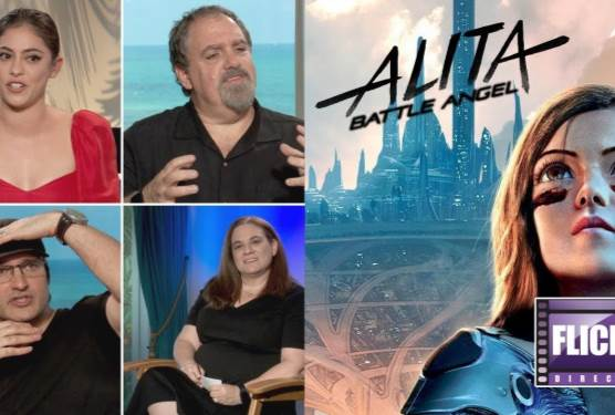 A Conversation With The Cast and Crew of Alita: Battle Angel