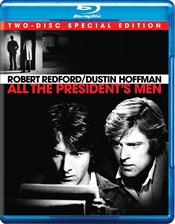All the President's Men Blu-ray Review