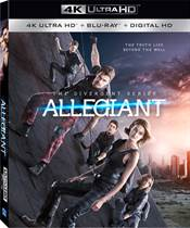 The Divergent Series: Allegiant Theatrical Review