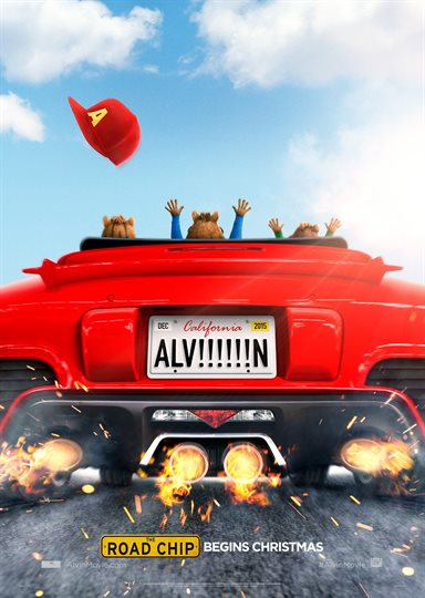 Alvin and the Chipmunks: The Road Chip © 20th Century Fox. All Rights Reserved.