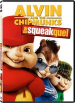 Alvin and the Chipmunks: The Squeakquel DVD Review
