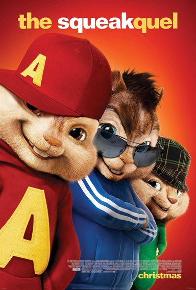 Alvin and the Chipmunks: The Squeakquel © 20th Century Fox. All Rights Reserved.