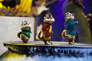 Alvin and The Chipmunks © 20th Century Fox. All Rights Reserved.