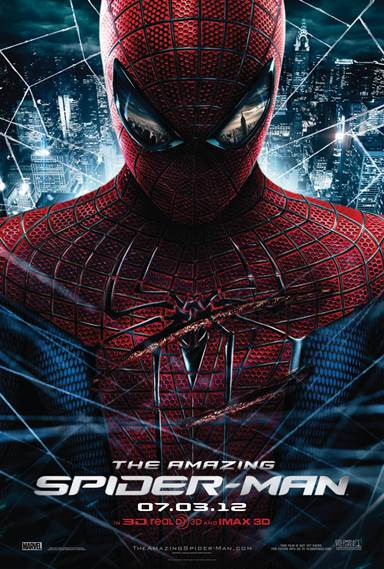 The Amazing Spider-Man © Columbia Pictures. All Rights Reserved.