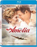 Amelia Blu-ray Review