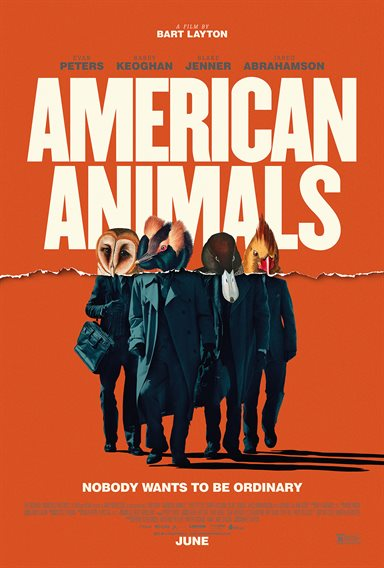 American Animals © The Orchard. All Rights Reserved.