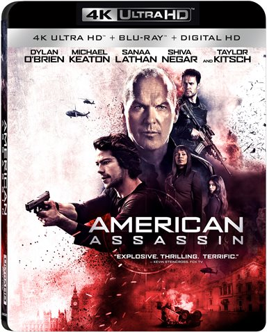 American Assassin 4K Ultra HD Review