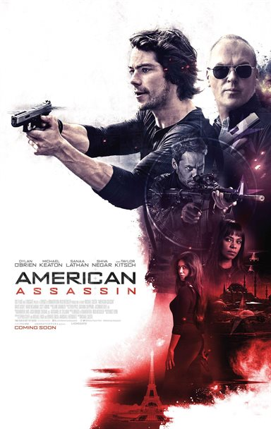 American Assassin © Lionsgate. All Rights Reserved.