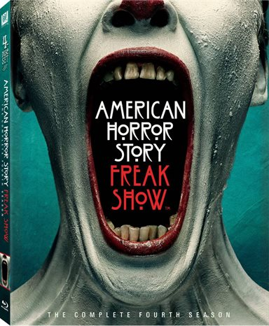 American Horror Story: Freak Show Blu-ray Review