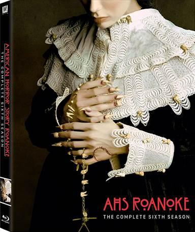 American Horror Story: Roanoke Blu-ray Review