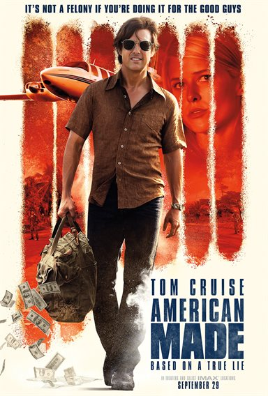 American Made © Universal Pictures. All Rights Reserved.