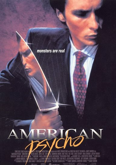 American Psycho 60 News Clips Quotes Trivia Easter Eggs Unique American Psycho Quotes
