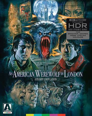 An American Werewolf in London Blu-ray Review