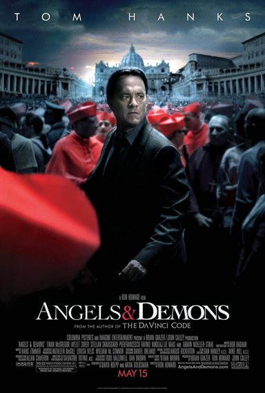 Angels & Demons © Columbia Pictures. All Rights Reserved.