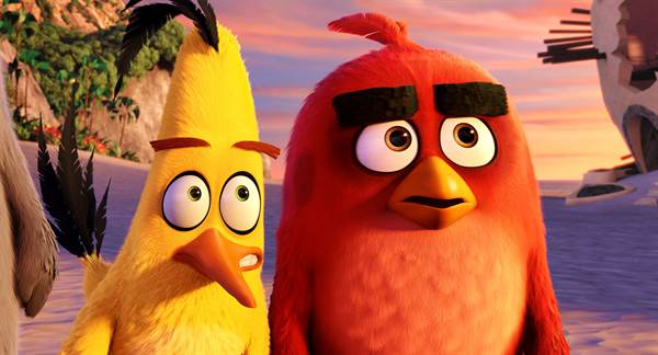The Angry Birds Movie © Sony Pictures. All Rights Reserved.