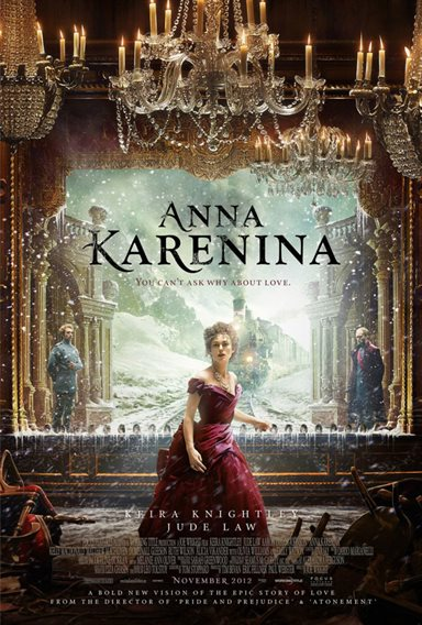 Anna Karenina © Focus Features. All Rights Reserved.