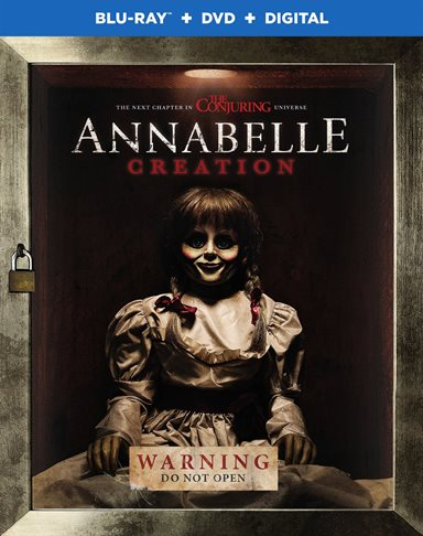 Annabelle: Creation Blu-ray Review