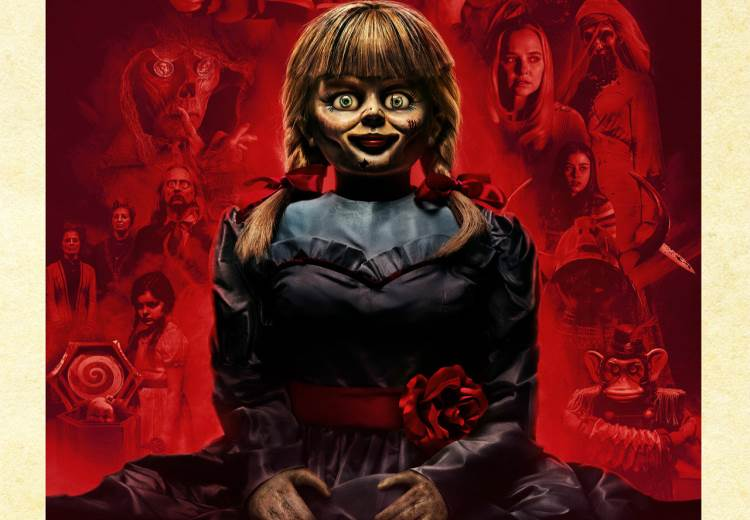 Movie Database Annabelle Comes Home