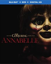 Annabelle Blu-ray Review