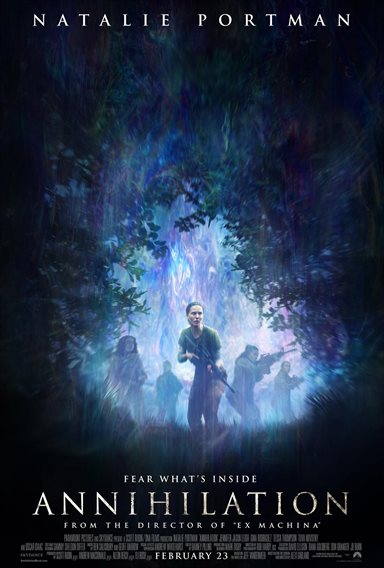 Annihilation © Paramount Pictures. All Rights Reserved.