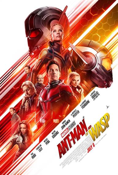 Ant-man and the Wasp Theatrical Review