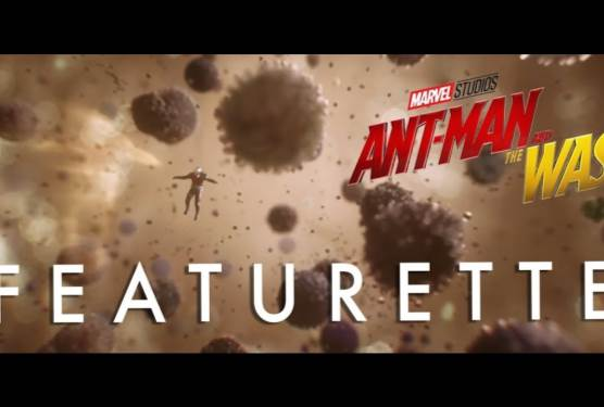Who is The Wasp? Featurette