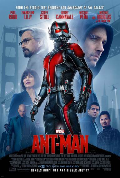 Ant-Man Theatrical Review