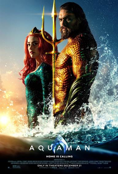 Aquaman © Warner Bros.. All Rights Reserved.