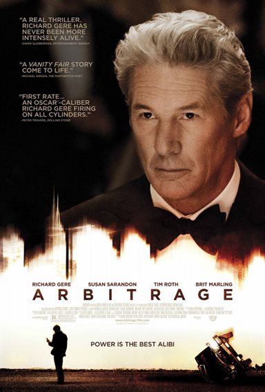 Arbitrage © Roadside Attractions. All Rights Reserved.