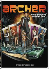 Archer DVD Review